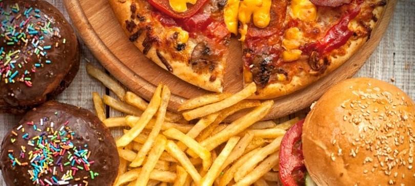 Impotenz durch ungesunde Ernährung