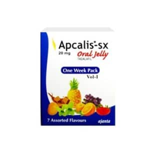 Apcalis Oral Jelly in Deutschland