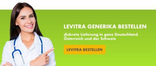 Levitra Generika bestellen