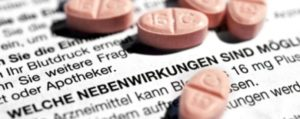 Nebenwirkungen von Potenzmitteln