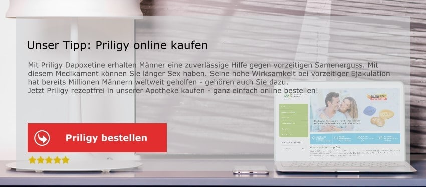Jetzt Priligy online bestellen