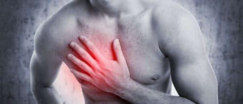 Herzerkrankungen bei Männern