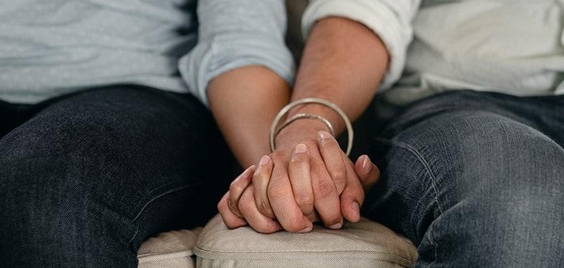 Hilfe in der Partnerschaft bei Impotenz