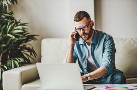 Online-Beratung für Männergesundheit